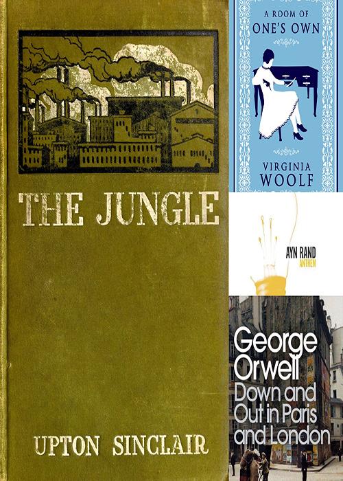Economics in Literature: Selected Readings